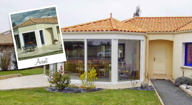Extension Véranda